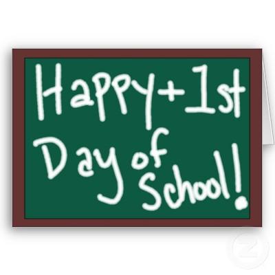 First Day of School Choir Information | Coppell Choir Blog