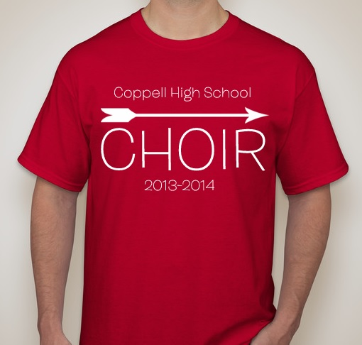 t shirt design ideas coppell choir blog